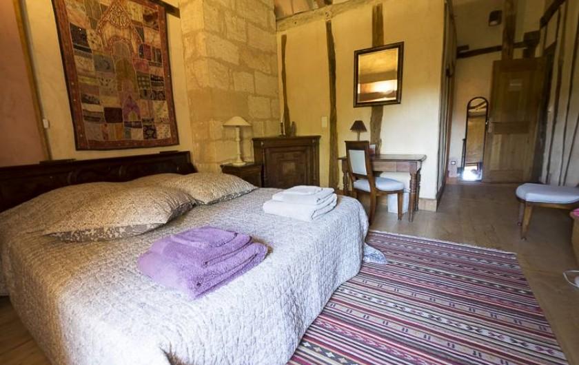 Location de vacances - Gîte à Cénac-et-Saint-Julien - Chambre Bergerac