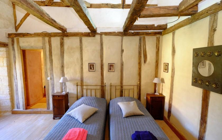 Location de vacances - Gîte à Cénac-et-Saint-Julien - Chambre Sarlat