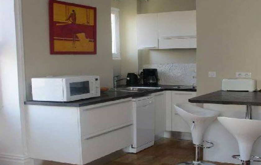 Location de vacances - Appartement à Biarritz