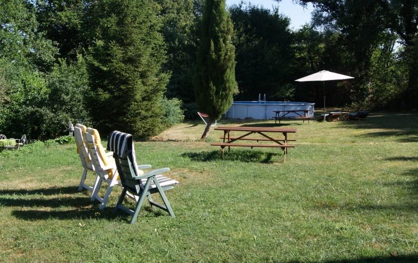 Location de vacances - Gîte à Saint-Aubin-le-Monial