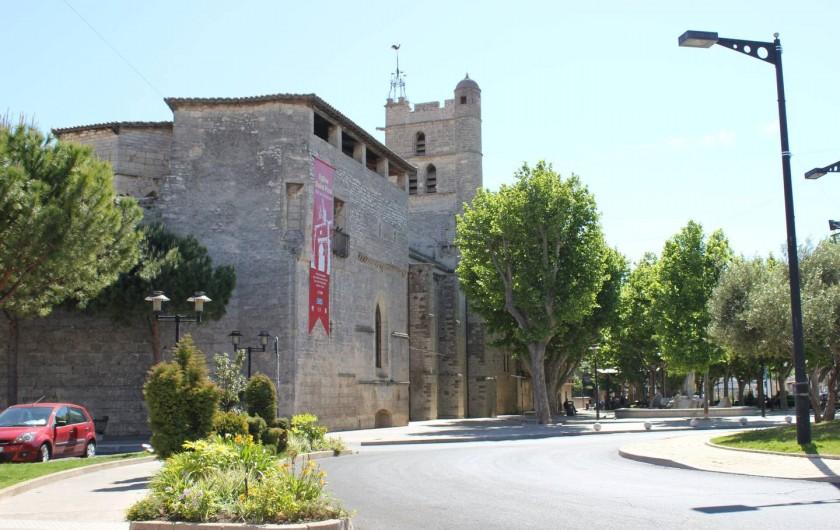 Location de vacances - Appartement à Frontignan