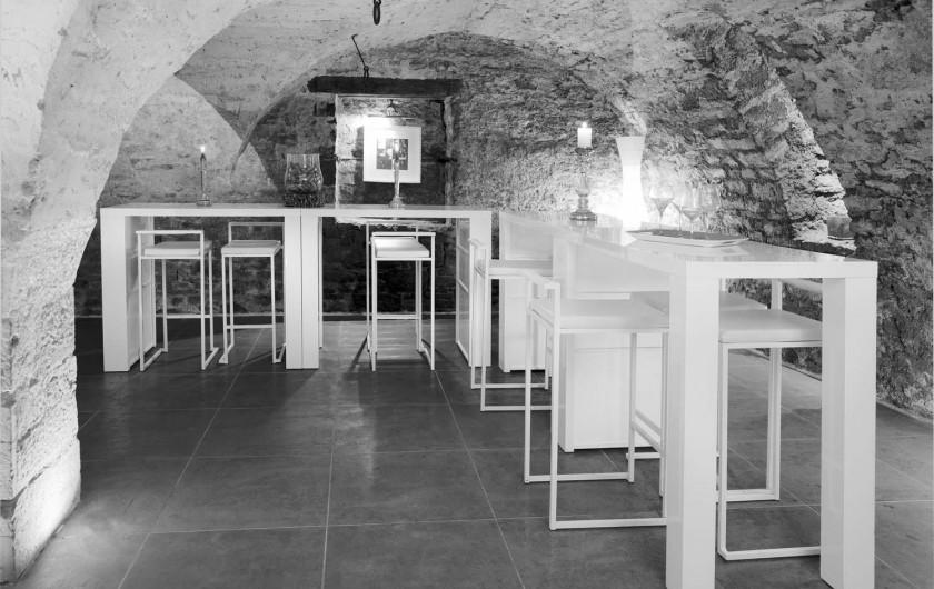Location de vacances - Chambre d'hôtes à Beaune - La cave
