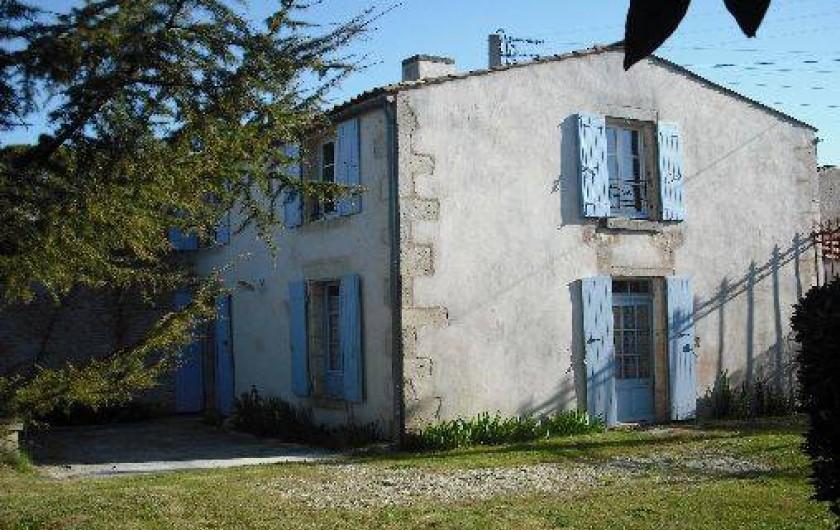Location de vacances - Villa à Saint-Georges-d'Oléron