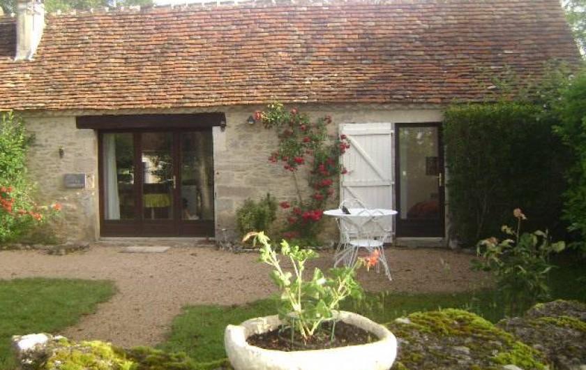 Location de vacances - Gîte à Gramat - Gîte Sarriette 2 pers