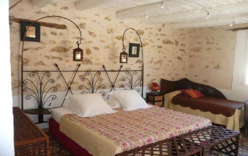 Location de vacances - Chambre d'hôtes à Lambesc