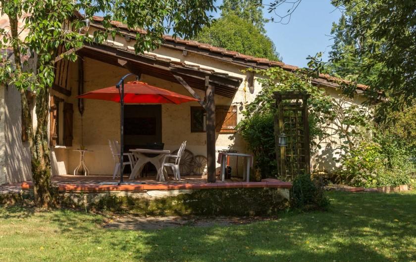 Location de vacances - Gîte à Dému - Le gîte