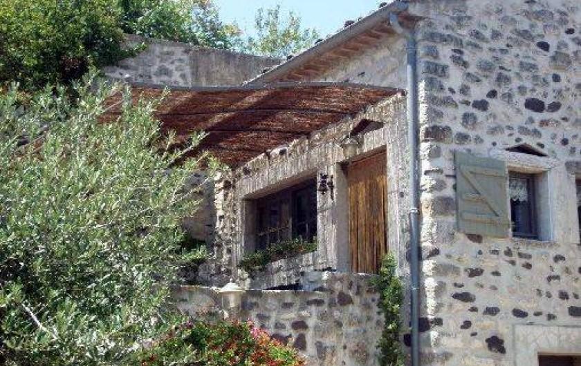 Location de vacances - Chambre d'hôtes à Chomérac