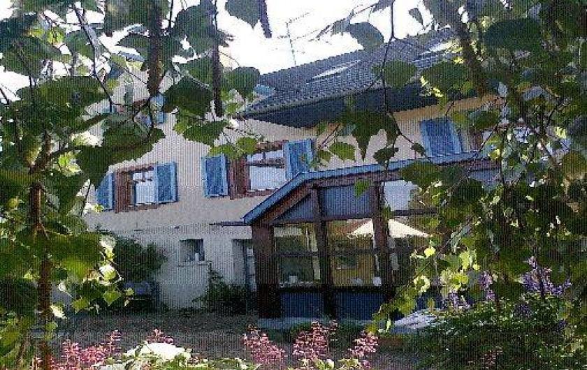 Location de vacances - Villa à Wolxheim