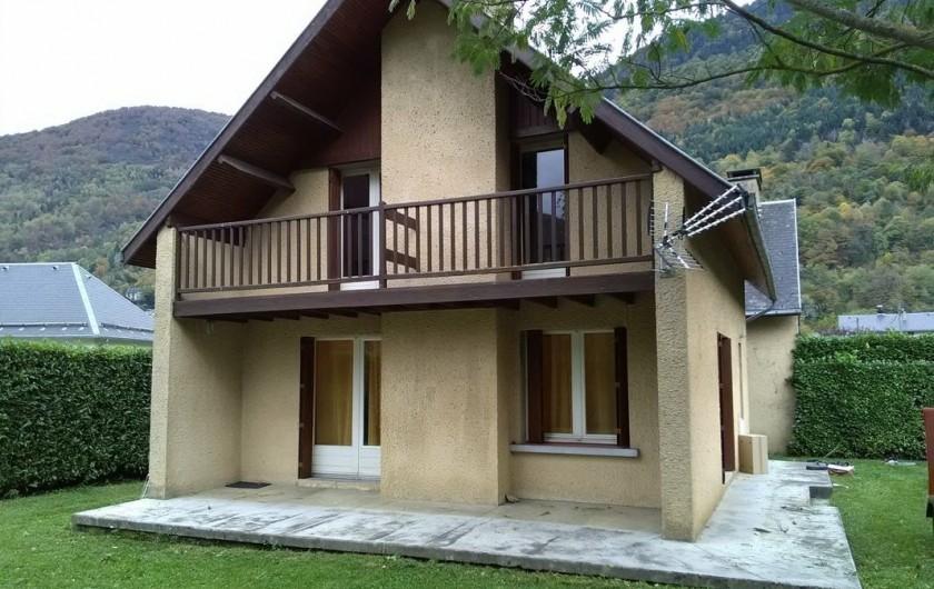 Location de vacances - Chalet à Montauban-de-Luchon