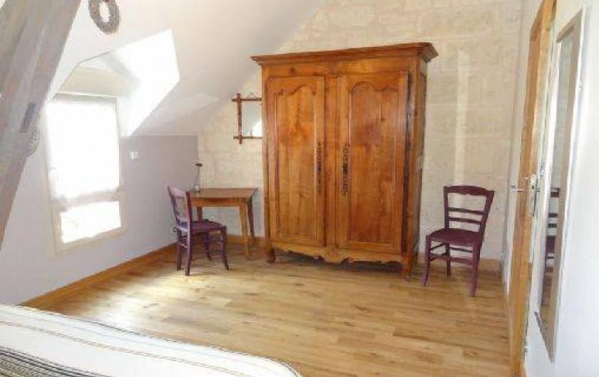Location de vacances - Gîte à Avoine - Chambre 1