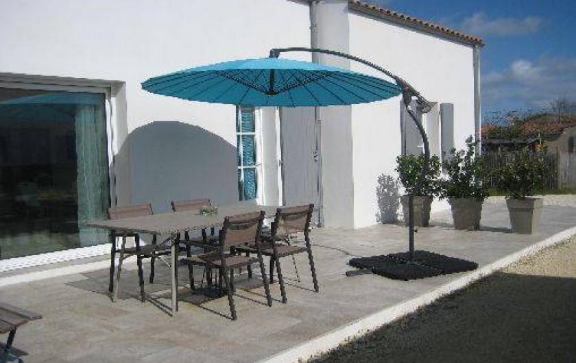 Location de vacances - Villa à La Cotinière