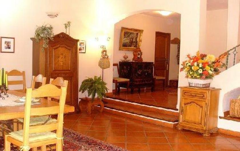 Location de vacances - Villa à Flayosc