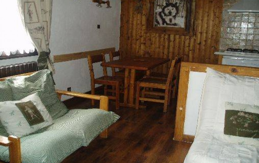 Location de vacances - Appartement à Courchevel