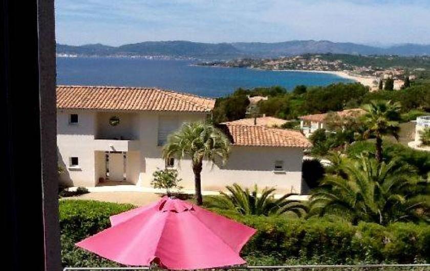 Location de vacances - Villa à Pietrosella - vue maison