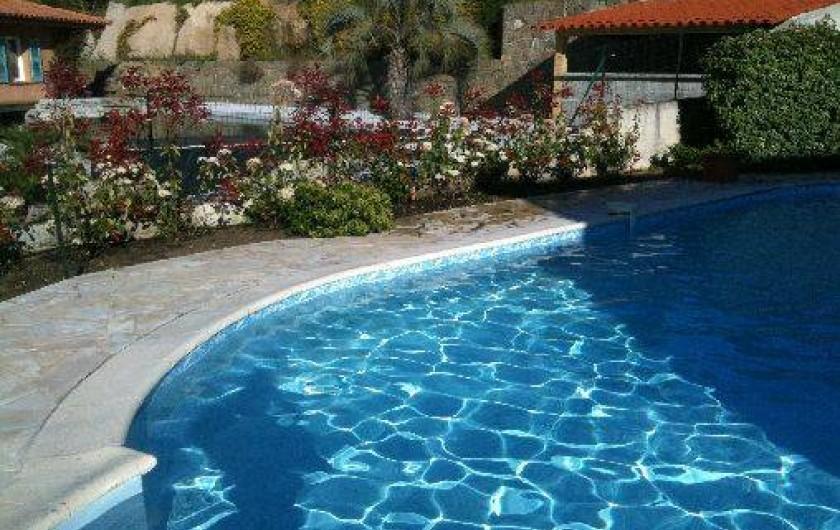 Location de vacances - Villa à Pietrosella - piscine