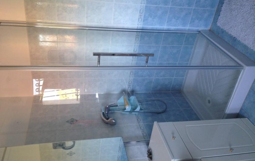 Location de vacances - Villa à Pietrosella - salle de bains 2