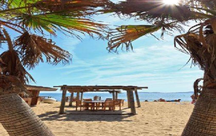 Location de vacances - Bungalow - Mobilhome à Grimaud