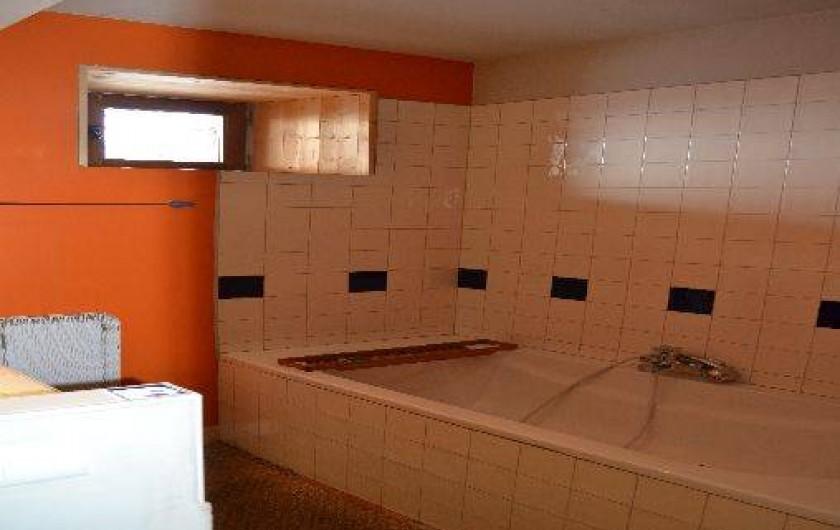 Location de vacances - Appartement à Bonneval-sur-Arc - Salle de bain