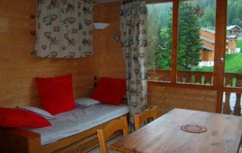 Location de vacances - Studio à Station de Valfréjus