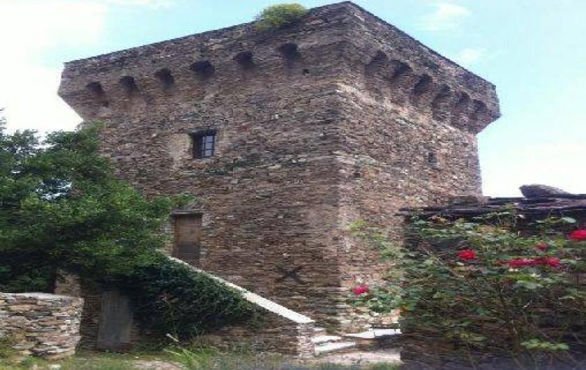 Location de vacances - Château - Manoir à Sisco