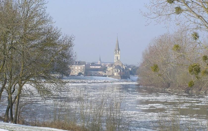 Location de vacances - Studio à Saint-Aubin-de-Luigné - Chalonnes sur Loire