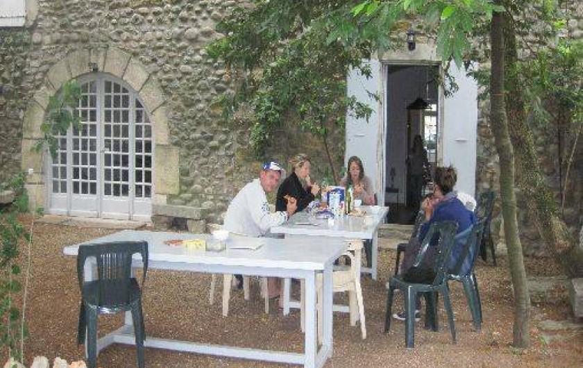 Location de vacances - Maison - Villa à Vallon-Pont-d'Arc
