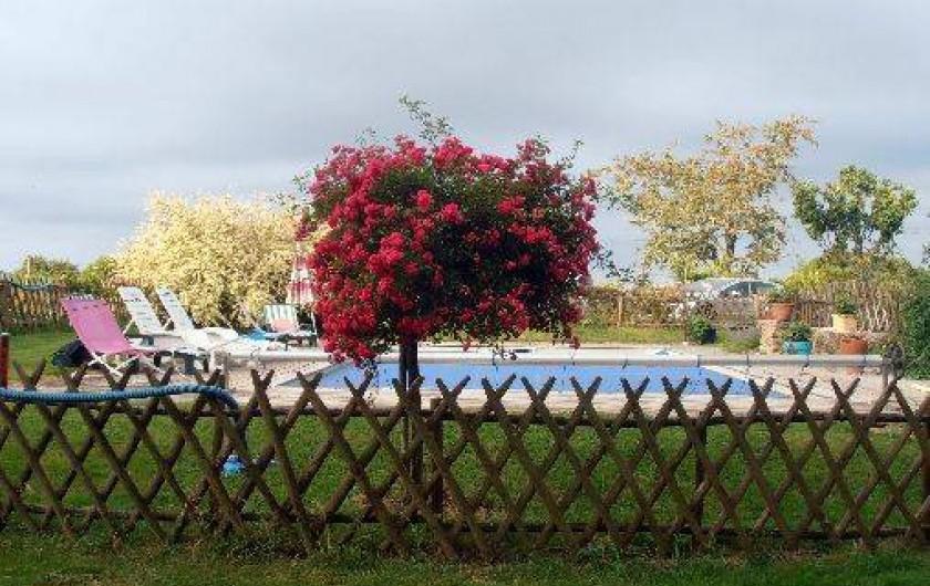 Location de vacances - Gîte à Saint-Priest-Ligoure