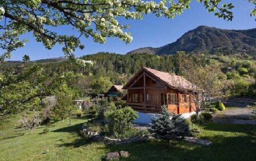 Location de vacances - Chalet à La Bâtie-Neuve