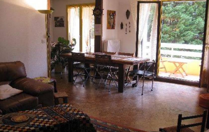 Location de vacances - Studio à Anglet