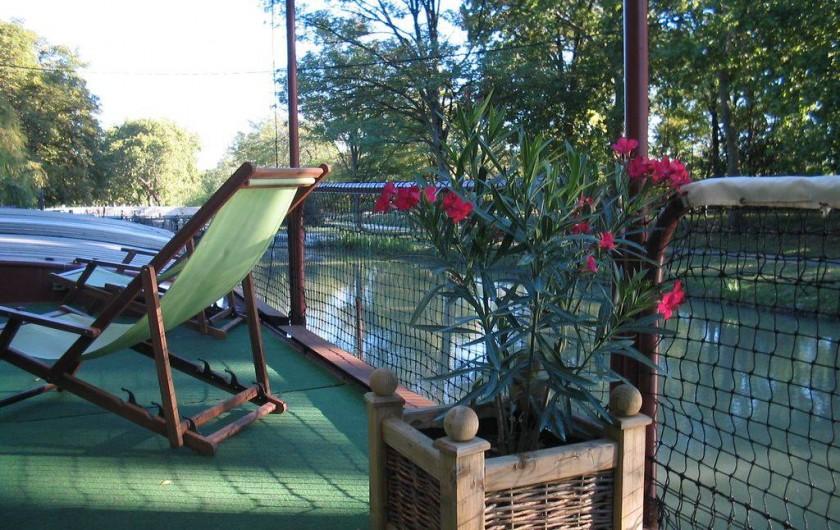 Location de vacances - Insolite à Villedubert - Pont