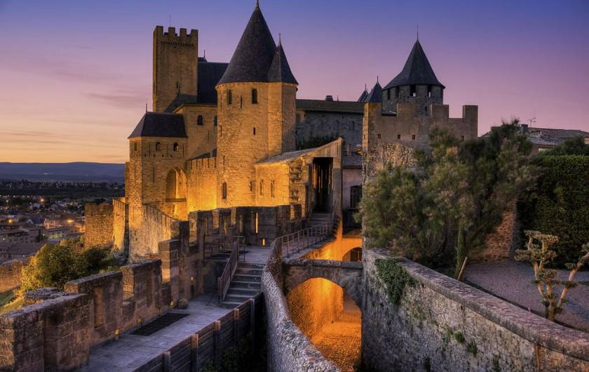 Location de vacances - Insolite à Villedubert - Carcassonne