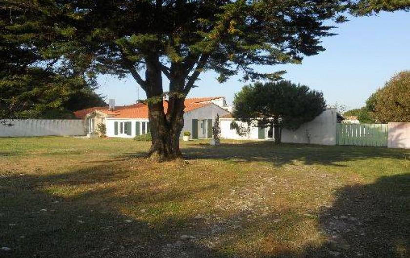 Location de vacances - Villa à Les Portes-en-Ré