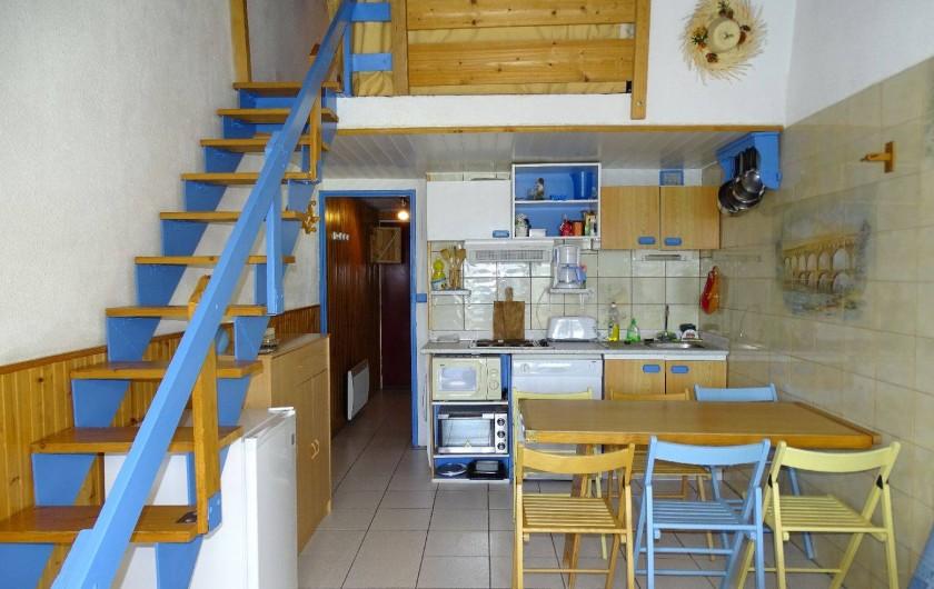 Location de vacances - Appartement à Bolquère