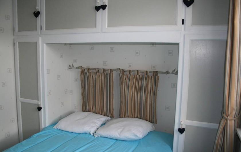 Location de vacances - Appartement à Wissant - chambre 1