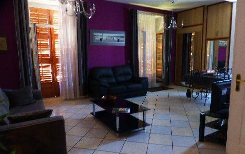 Location de vacances - Appartement à Aix-les-Bains