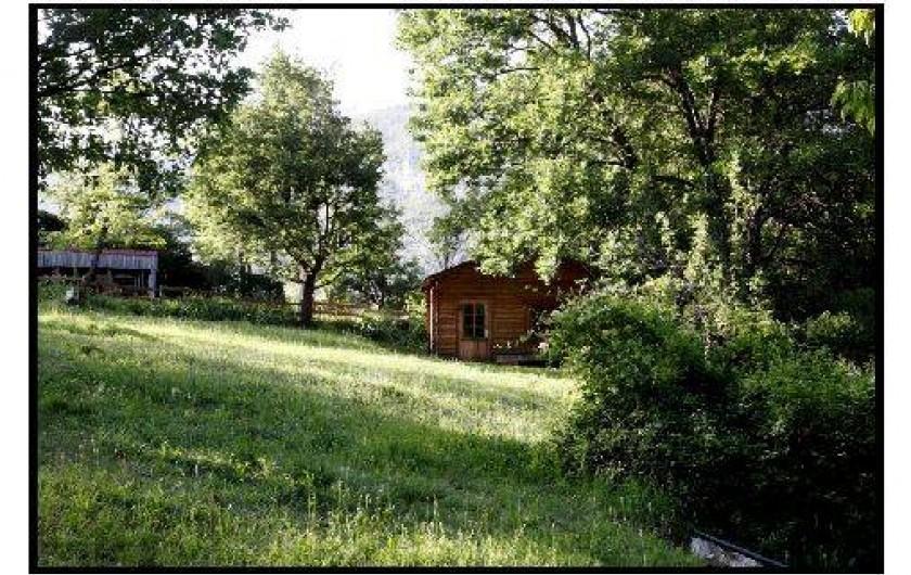 Location de vacances - Chalet à La Roche-sur-le-Buis