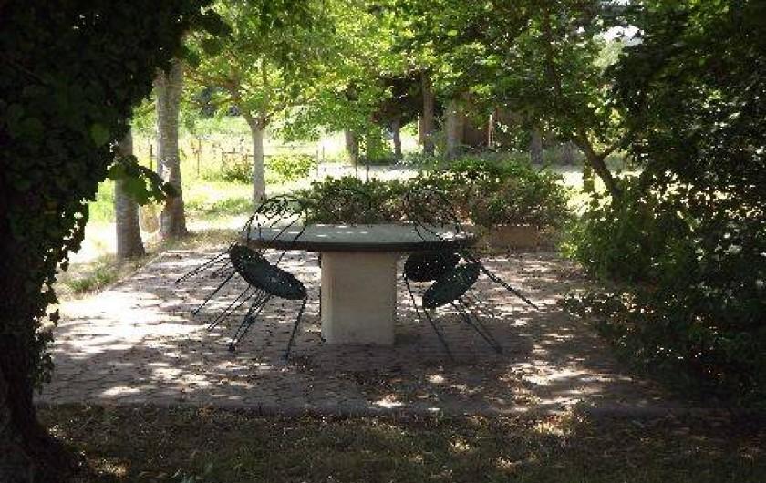 Location de vacances - Maison - Villa à Villecroze