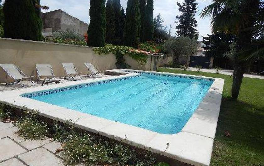 Location de vacances - Maison - Villa à Pierrelatte