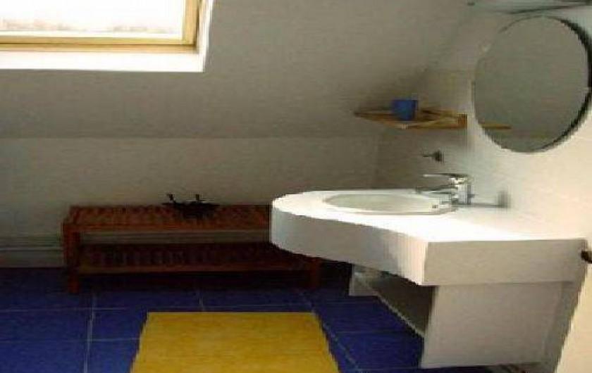 Location de vacances - Appartement à Bellefosse
