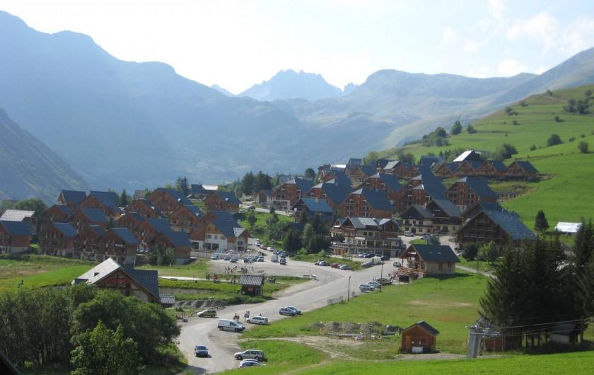 Location de vacances - Appartement à Saint-Jean-d'Arves - Le village