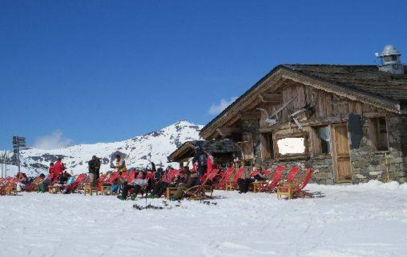 Location de vacances - Studio à Val Thorens