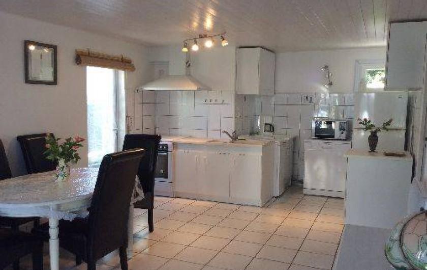 Location de vacances - Maison - Villa à Andernos-les-Bains