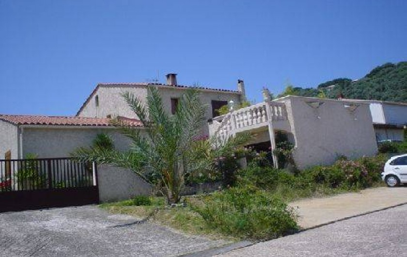 Location de vacances - Villa à Ajaccio
