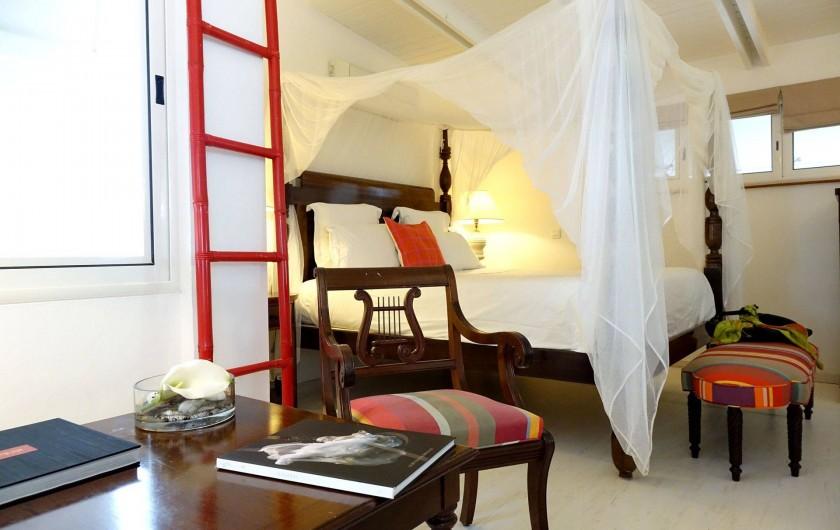 Location de vacances - Chambre d'hôtes à Gustavia