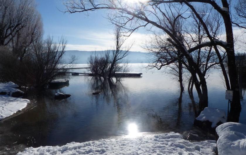 Location de vacances - Gîte à Doucier - Lac de Chalain