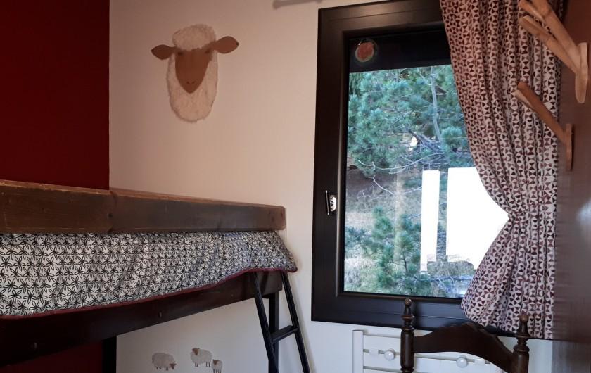 Location de vacances - Chalet à Saint-Lary-Soulan - Chambre 2