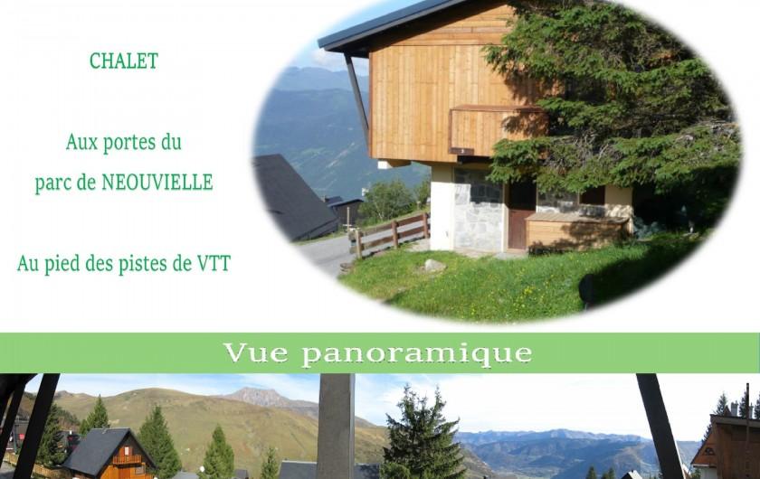 Location de vacances - Chalet à Saint-Lary-Soulan