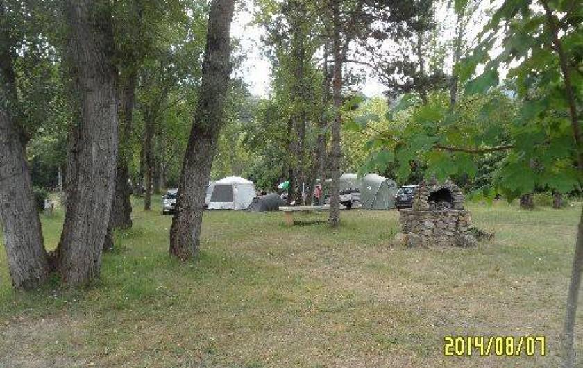 Location de vacances - Camping à Ladern-sur-Lauquet