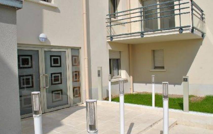 Location de vacances - Appartement à Bléré