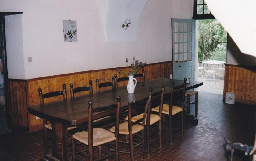 Location de vacances - Maison - Villa à Embrun - Salle à manger